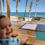 Top tips on traveling with a baby