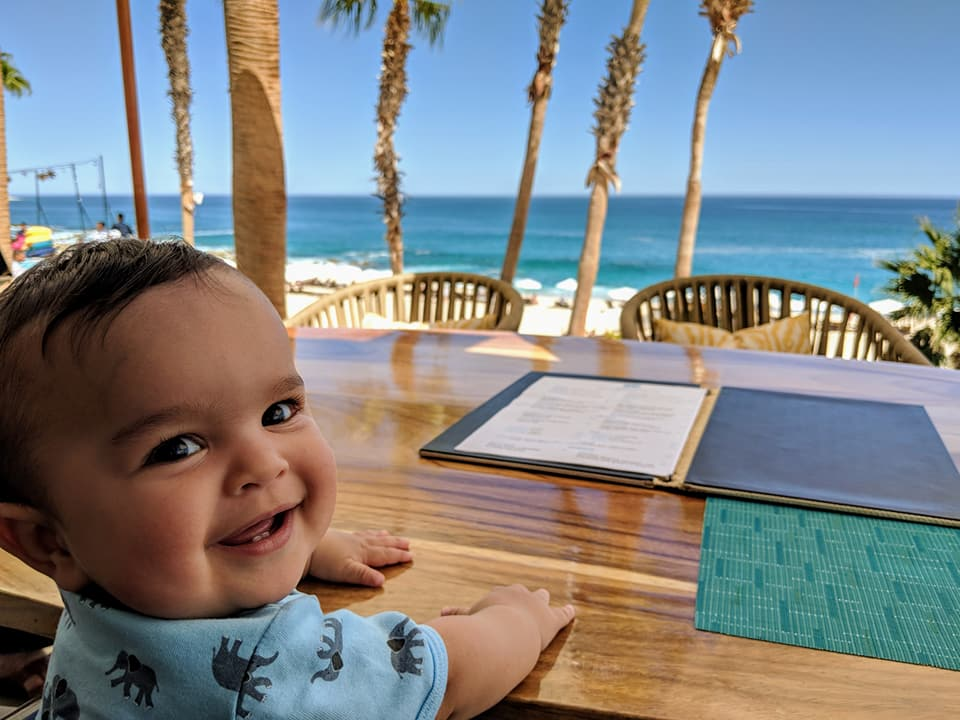 Top tips on Traveling with an Infant