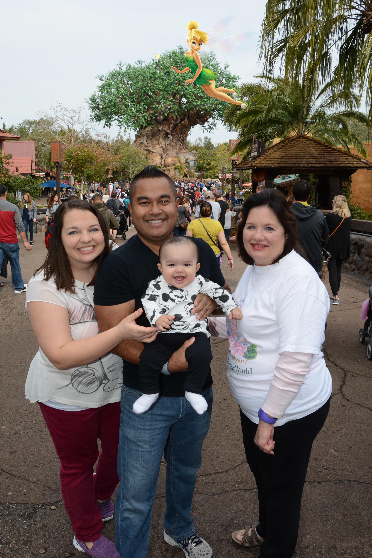 Breastfeeding at Walt Disney World