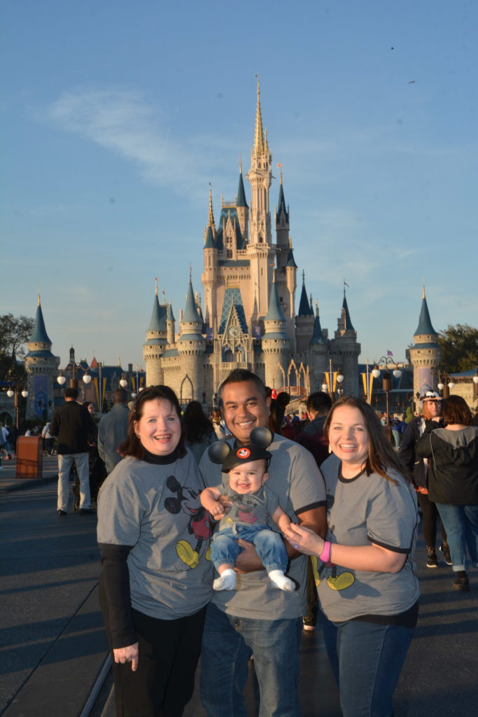 Top Tips on Visiting Walt Disney World with a Baby