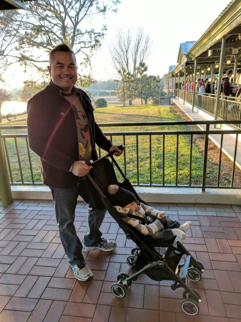 Best Travel Stroller at Walt Disney World