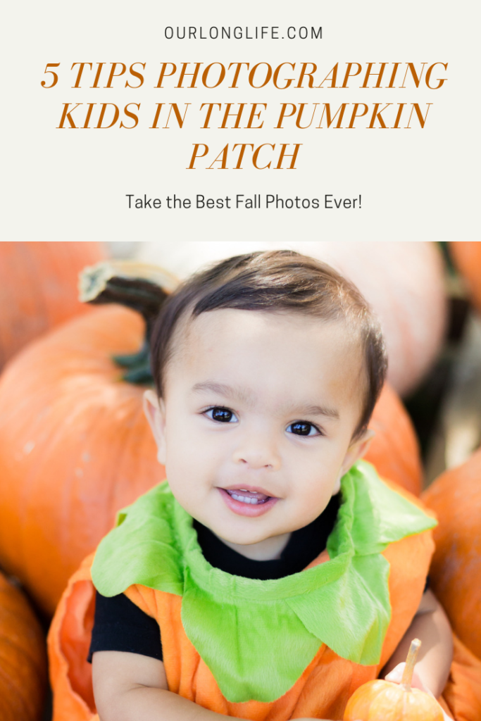 Top Tips on Photographing your Kids in the Pumpkin Patch