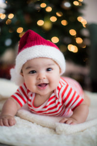 5 Amazing Christmas Photos Ideas to take of your Baby