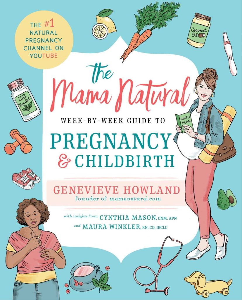 Best Book Guide to a Natural Pregnancy