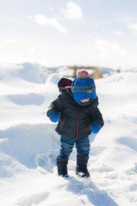 Park City, Utah Ski Trip with a Toddler
