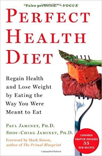 "Perfect Health Diet - Best ""Diet"" book I've ever read!"