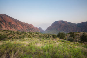 Things to do on a Family Trip to Big Bend with a Toddler