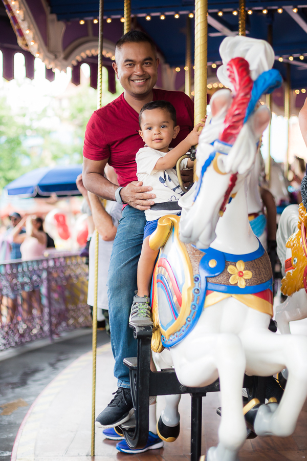 What to Pack in Your Walt Disney World Park Bag for A Toddler