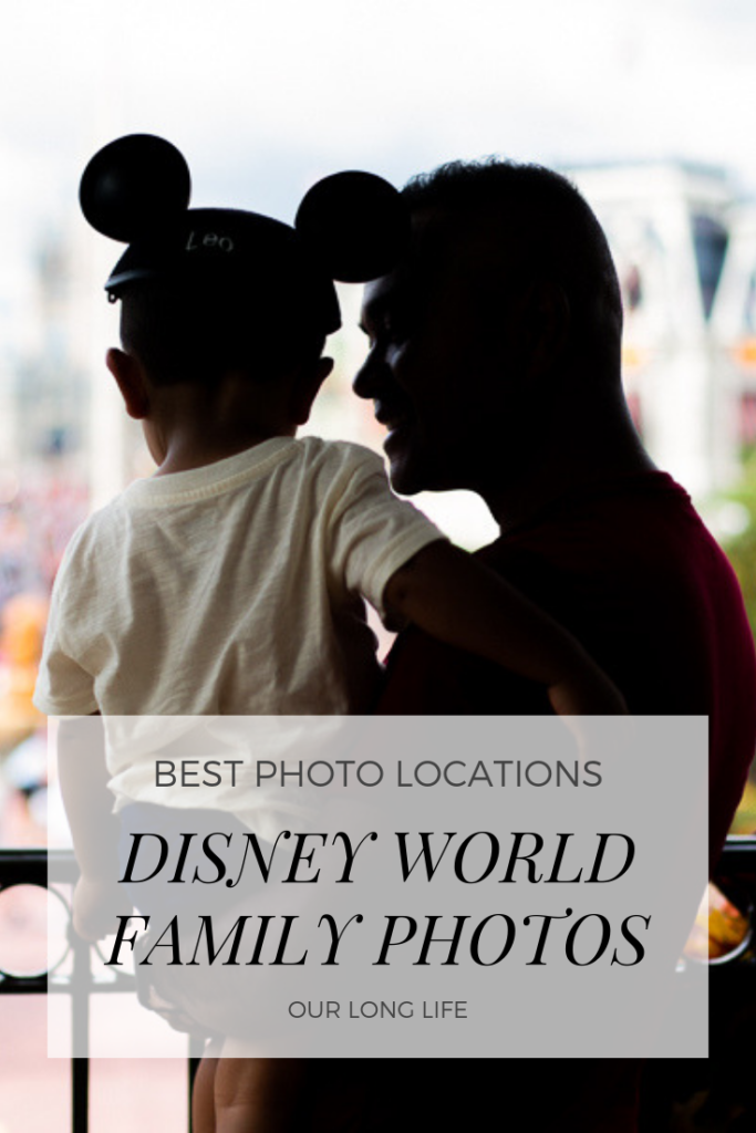 Tips on how to take the best Family Photos at Walt Disney World!