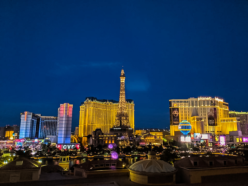 Las Vegas Family Vacation with a Toddler - Things to Do - Our Long Life Blog