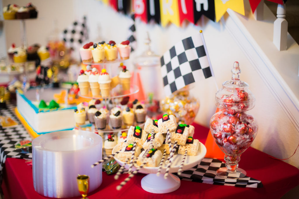 Disney Junior Jr Mickey Mouse Roadster Racers First Birthday Party