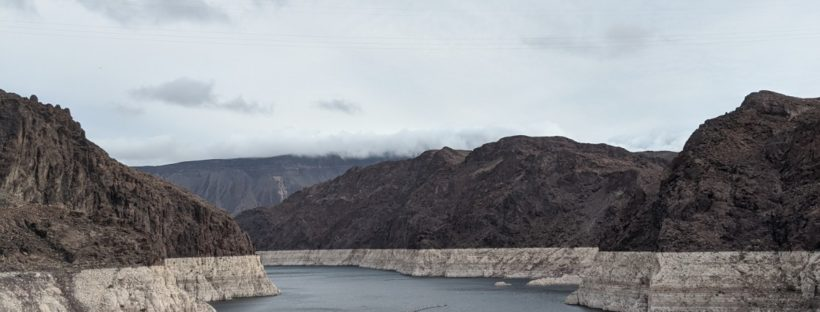 Day Trip to Hoover Dam from the Las Vegas Strip with a Toddler