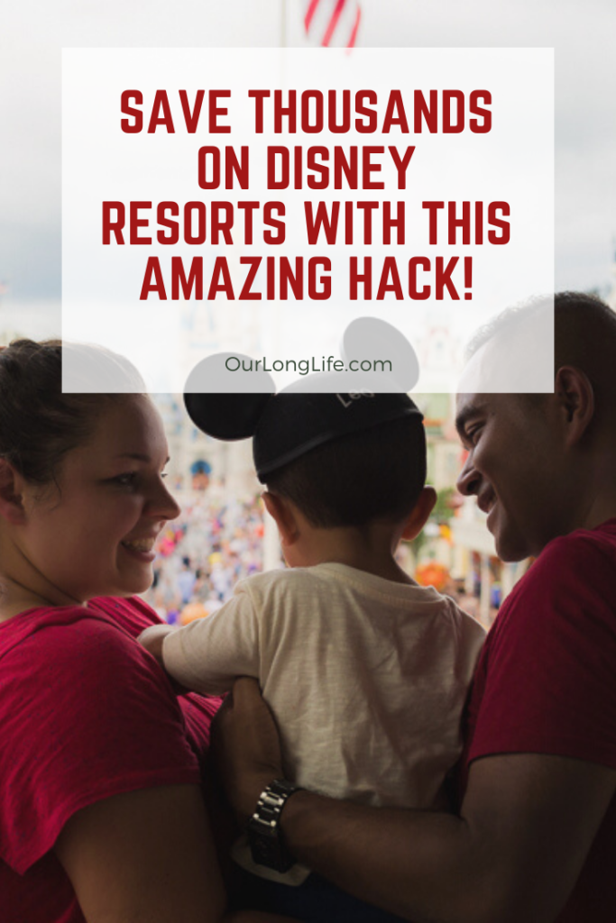Saving Money on Disney's Deluxe Resort Hotels through Buying DVC Rentals - We saved over $1,000 on our 4 night stay at Disney's Polynesian and are on the Monorail!