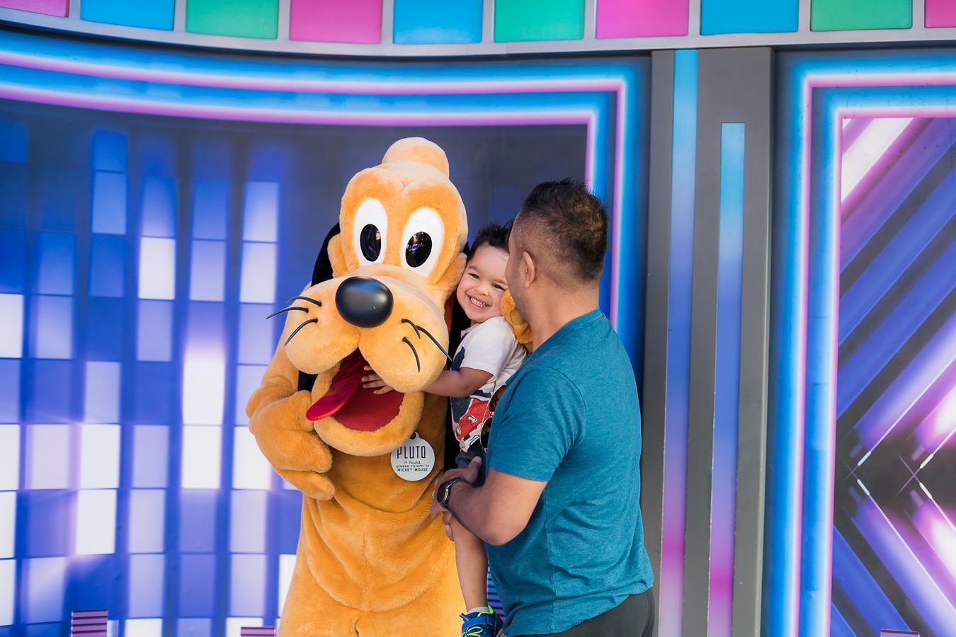 Family Photos at Walt Disney World!