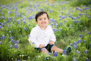 How to Take Bluebonnet Photos of your Kids