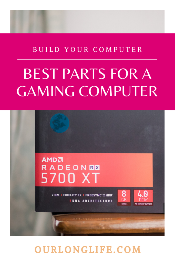 Build your dream gaming Computer