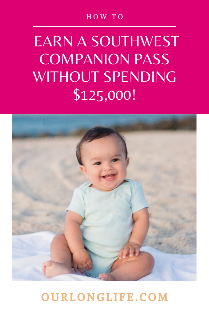How to earn Southwest Companion Pass with Chase Southwest Credit Cards