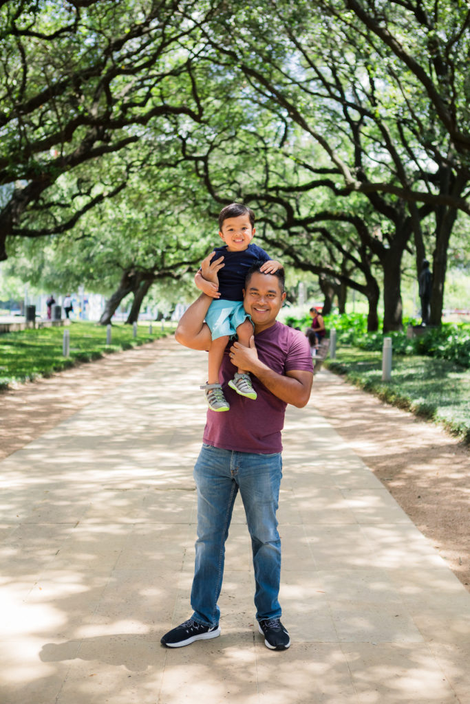 Things to do in Houston as a Family with toddlers | Our Long Life Blog visiting Houston, TX